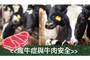 瘋牛症與牛肉安全